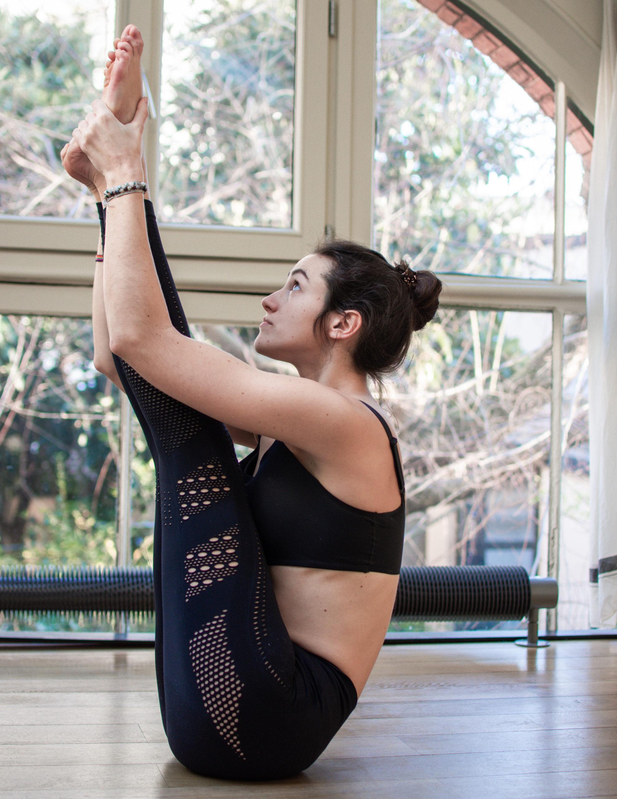 yoga etirement paris
