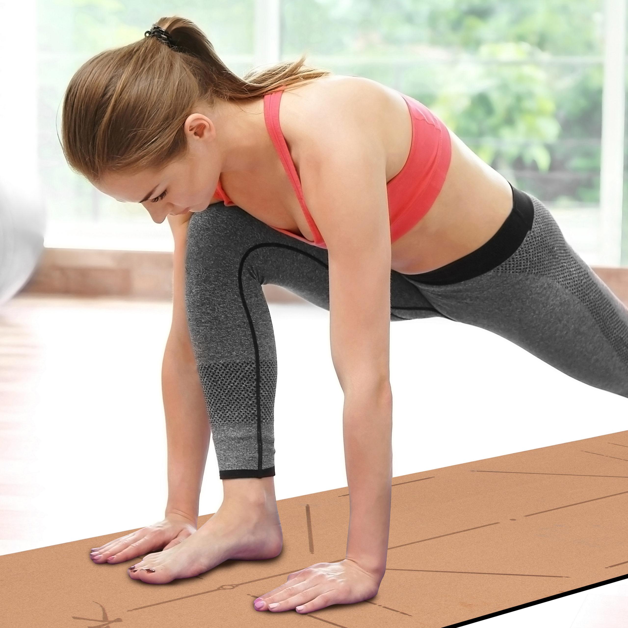 Tapis de yoga idéal pour voyager : 47,99€