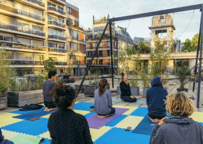 Cours de yoga – Cours de Yoga Paris 10 – Point Ephemere