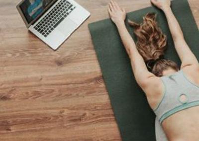Cours de yoga – Cours privés de yoga en ligne
