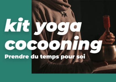 Kit yoga cocooning