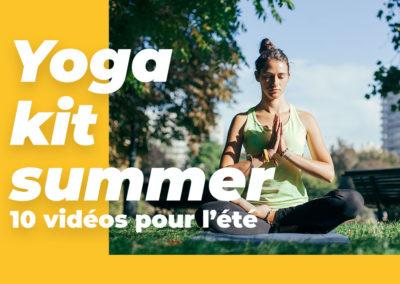 Kit yoga summer