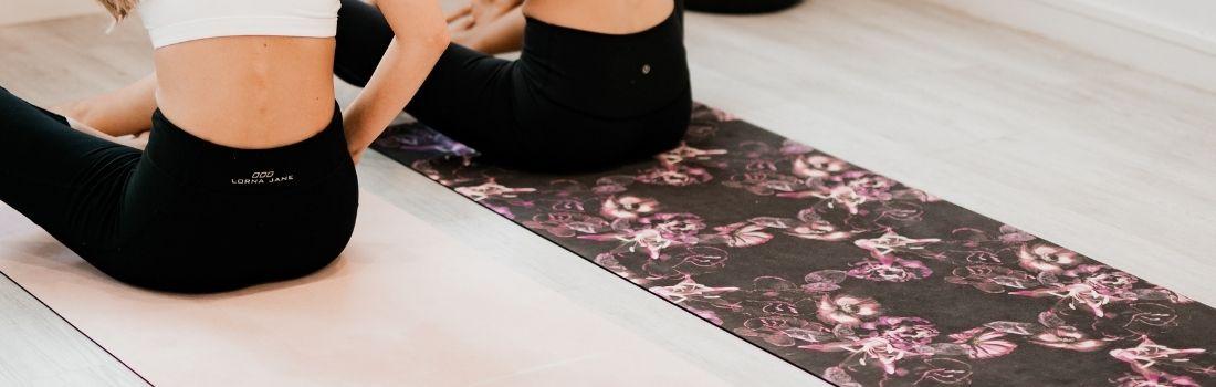 choix du tapis de yoga